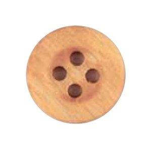 Houten Knoop Dill 18 mm