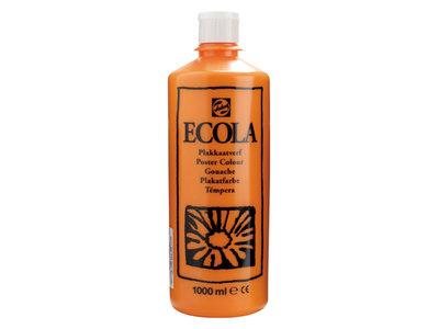 Ecola (Talens Plakkaatverf) 1000 ml nr. 235 Oranje