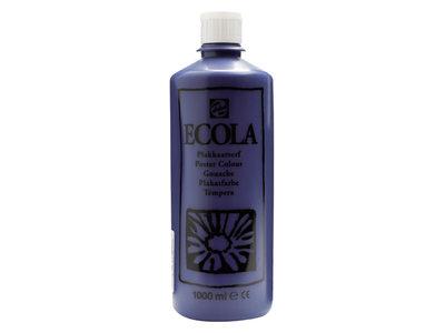 Ecola (Talens Plakkaatverf) 1000 ml nr. 508 PruisischBlauw