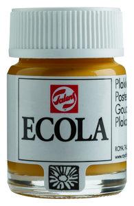 Ecola (Talens Plakkaatverf)  16 ml nr. 227 GeleOker