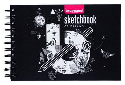 BZL schetsboek A5